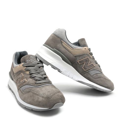뉴발란스 997 USA (NEW BALANCE 997 USA) [M997FGG]