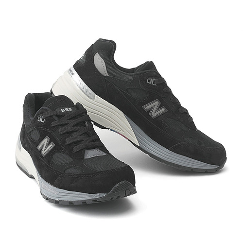 뉴발란스 992 USA (NEW BALANCE 992 USA) [M992BL]