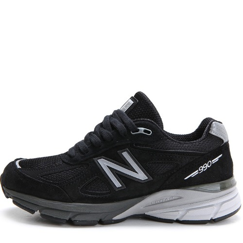 뉴발란스 990 USA (NEW BALANCE 990 USA) [W990BK4]
